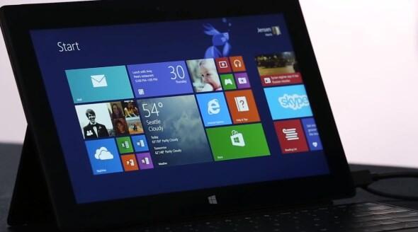 8 Daten microsoft rt vista Windows