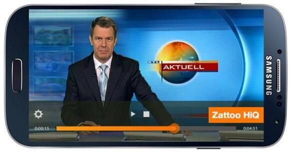 RTL TV zattoo