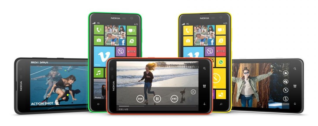 625 Lumia Nokia Windows Phone