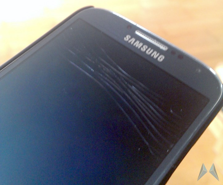 Android Display fail galaxy s4 Samsung