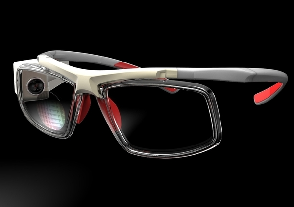 Android Augmented-Reality brille glasses iOS