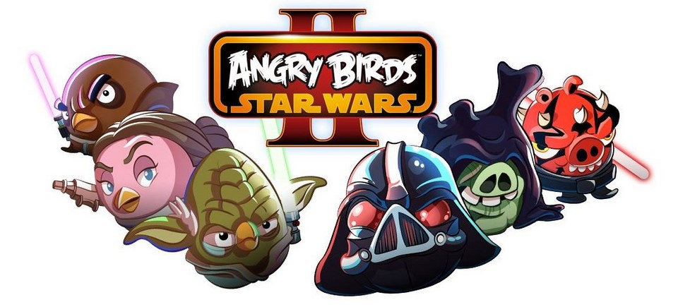Android Angry Birds iOS rovio star wars telepods