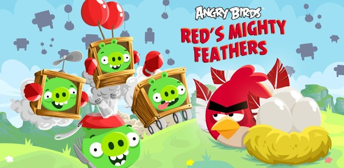 Android Angry Birds iOS rovio Update