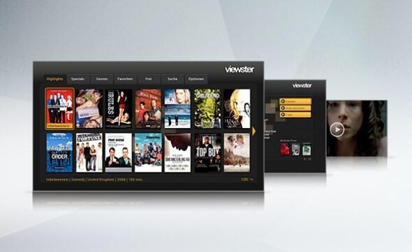 TV videoweb Viewster