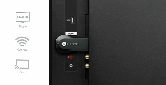 Chromecast gerootet