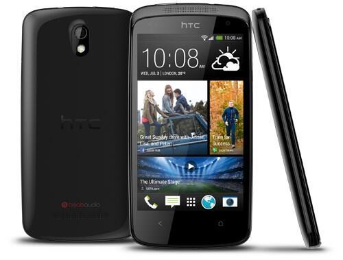 HTC Desire 500 vorgestellt