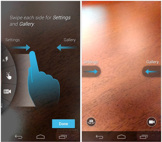 Android cam Google Kamera Leak moto Moto X Motorola x