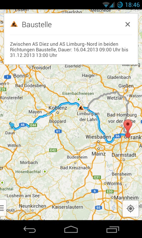 Android iOS Maps navi navigation Waze
