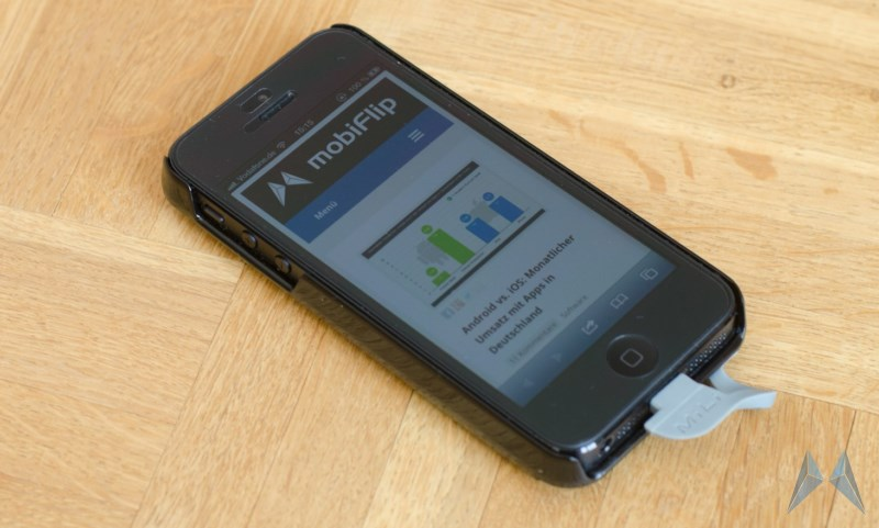 akku iphone review test