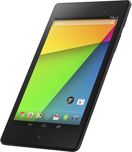 Android LTE nexus nexus 7