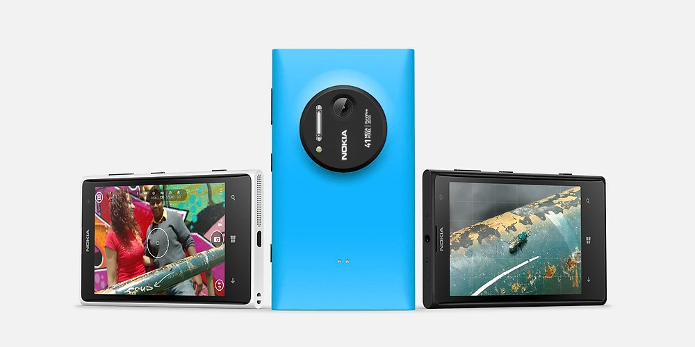 Cyan lumia 1020 Nokia Windows Phone