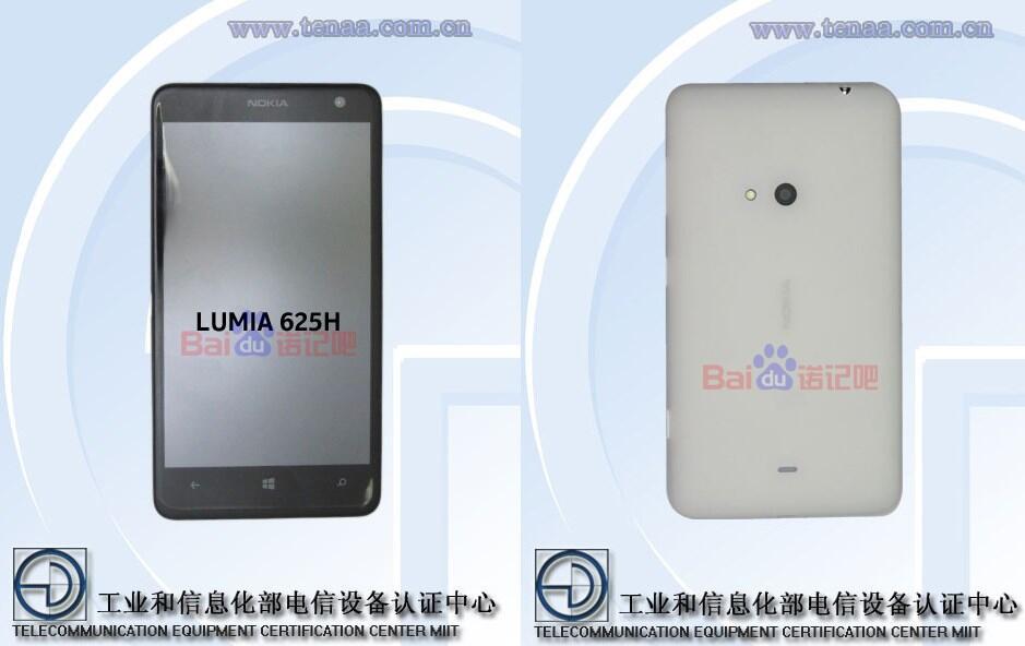 625 Lumia Nokia Windows Phone