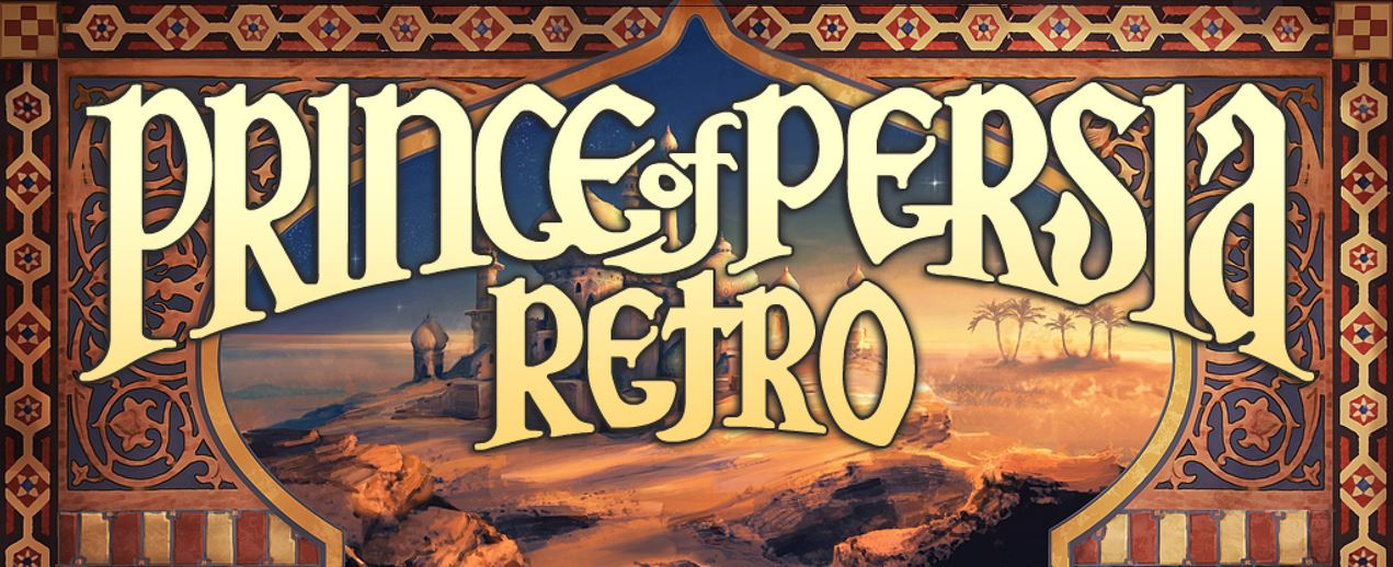classic iOS iPad iphone Prince of Persia Retro