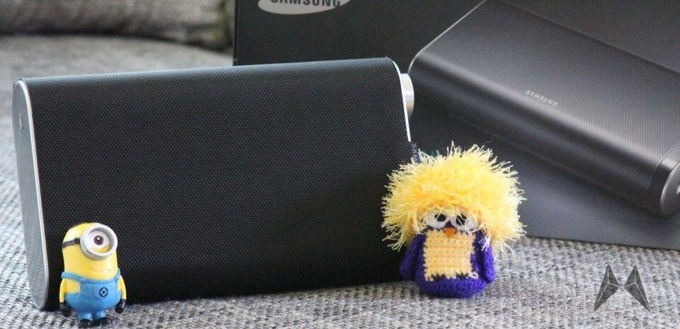 Bluetooth Gadget Lautsprecher Samsung Speaker Testbericht zubehör