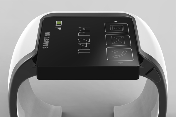 Android galaxy Samsung smart watch Uhr