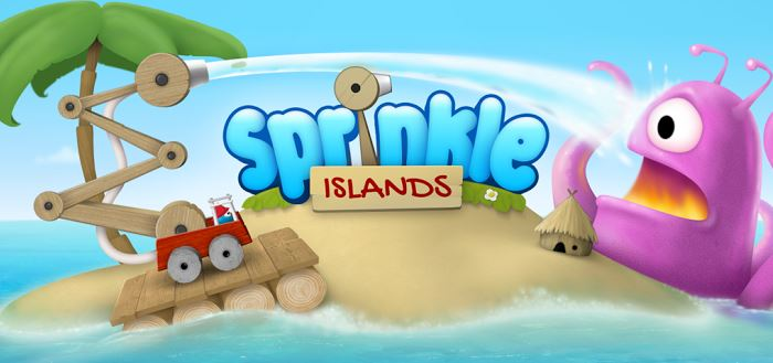 Android iOS islands sprinkle