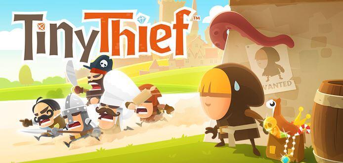 Android iOS Tiny Thief