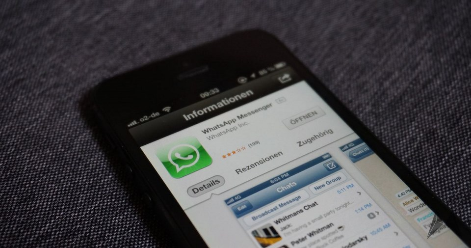 Android Apple iOS kettenbrief Messenger spam whatsapp Windows Phone
