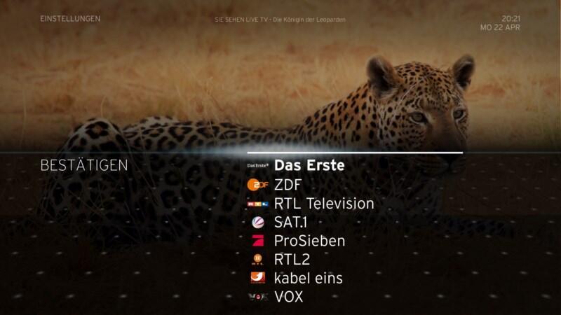 Horizon Kabel TV