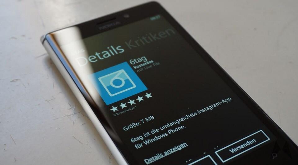 6tag instagram phone Windows