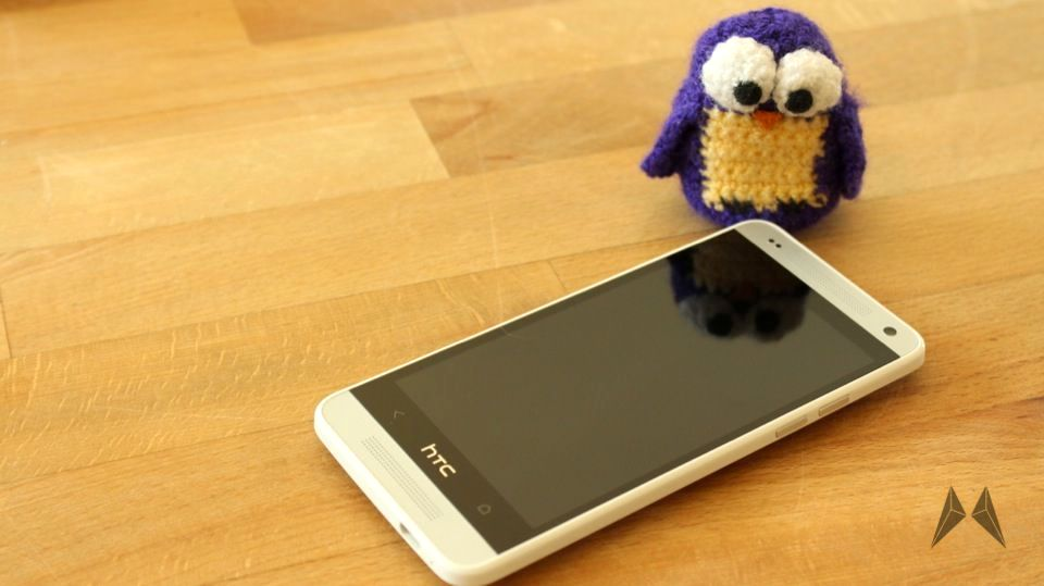 Android HTC Mini one Unboxing