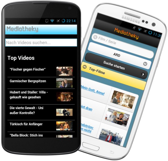Android app stream TV Video