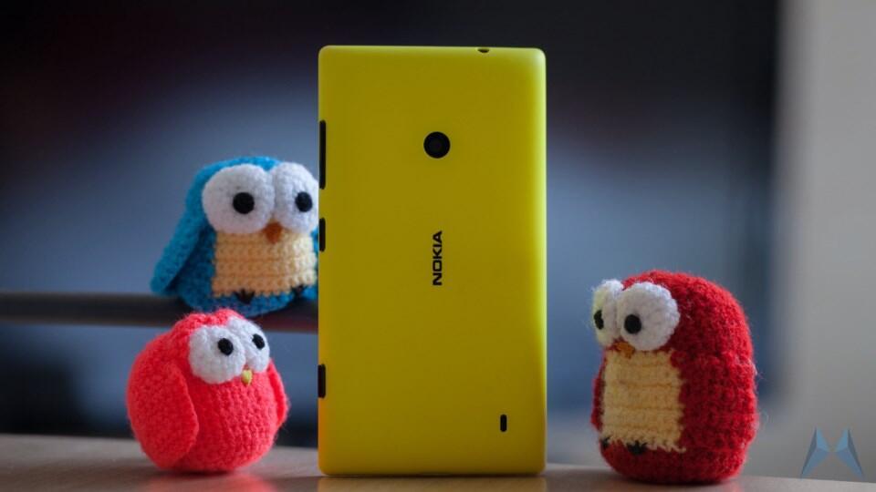 1 einsteiger günstig Lumia Lumia 520 Nokia review test Windows Phone