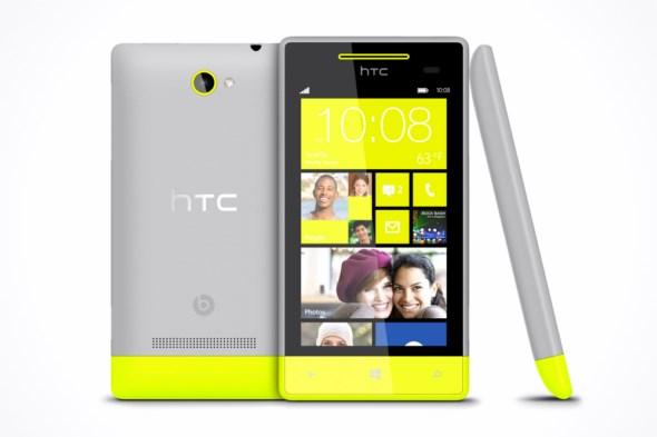 8S HTC Windows Phone
