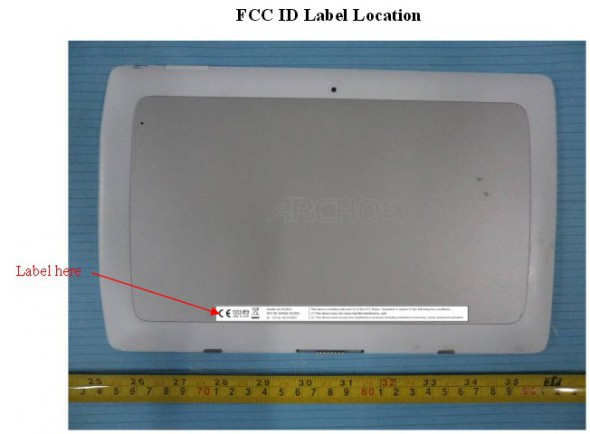 Android Archos fcc IFA2013 Leak Tablets