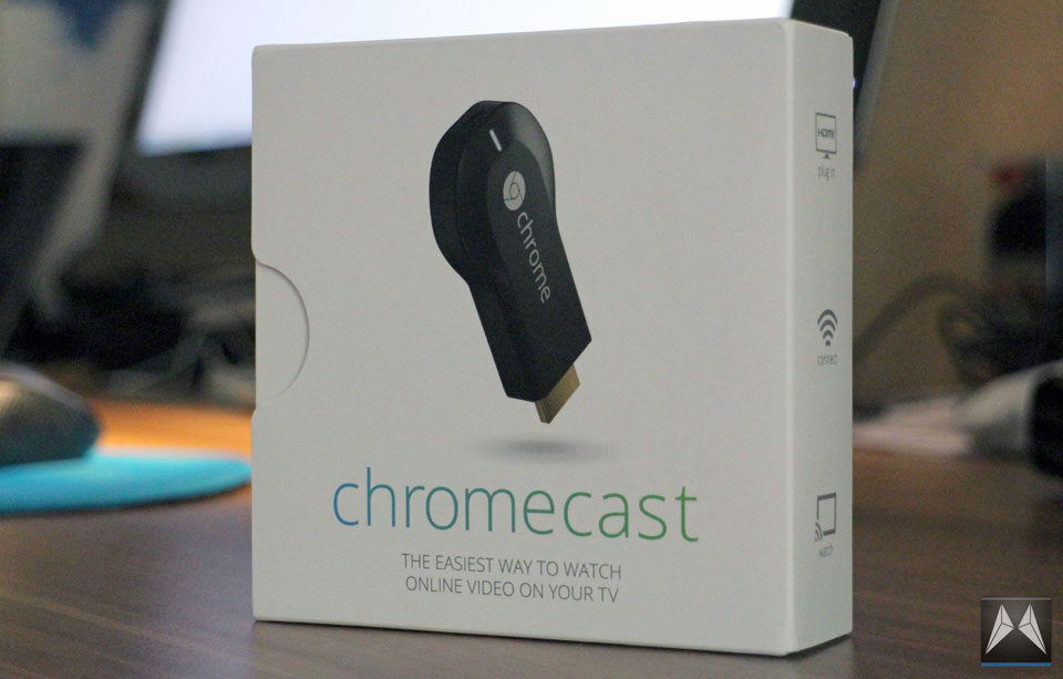 chromecast Google hdmi TV