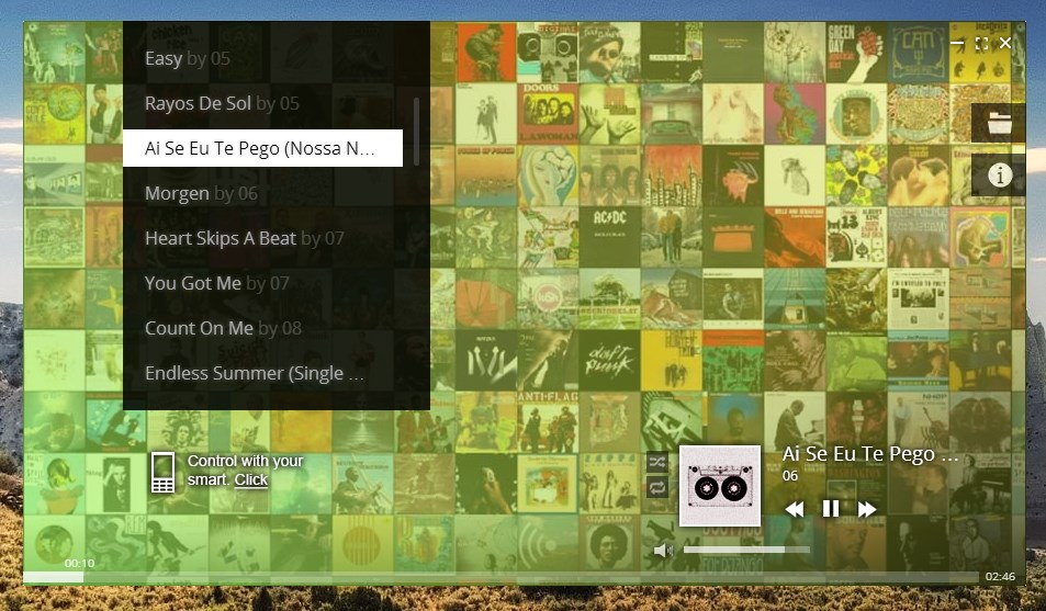 chrome Google music Musik