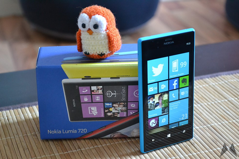 1 Lumia Nokia review test Windows Phone