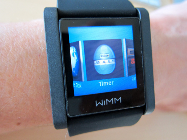 Android Gadget Google smartwatch übernahme WIMM Labs