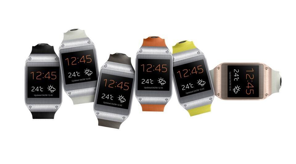 Android gear Samsung Uhr