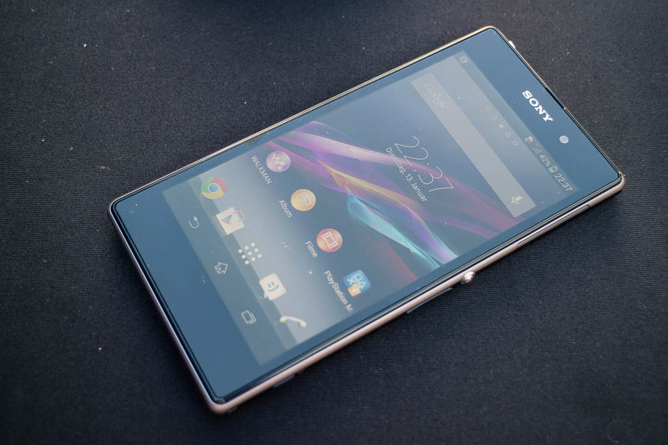 Android IFA2013 Smartphone Sony xperia z1