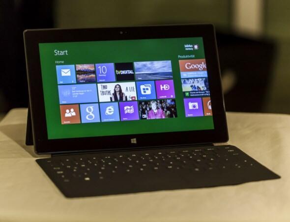 Microsoft Surface RT – Kurzer Testbericht und wieso Windows RT langfristig keine Zukunft hat