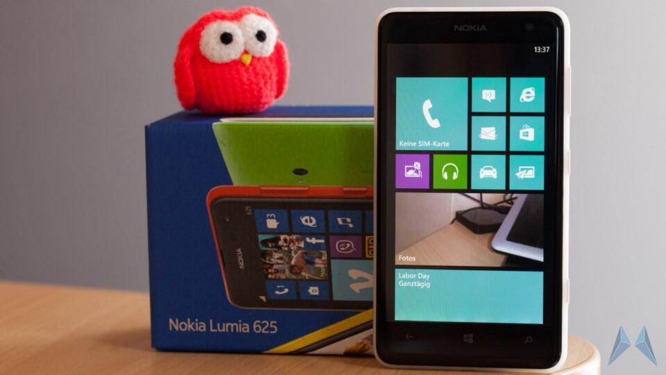 625 Lumia Nokia review test Windows Phone