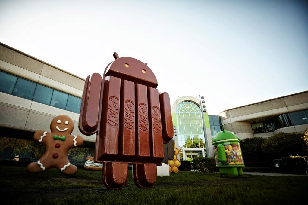 Android Android 4.4 event Google keynote kitkat Nexus 5