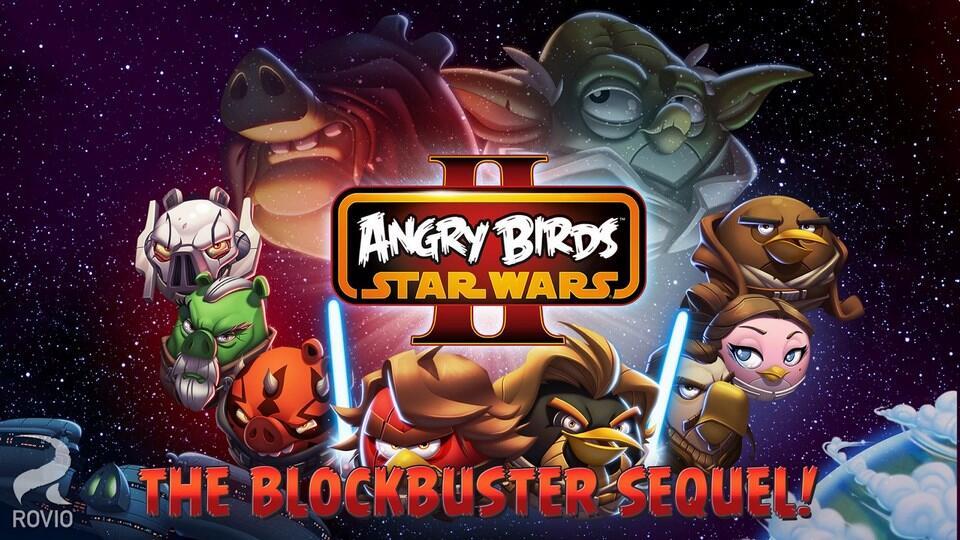 Angry Birds Apple iOS star wars