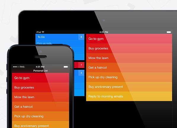 Apple clear iOS iPad