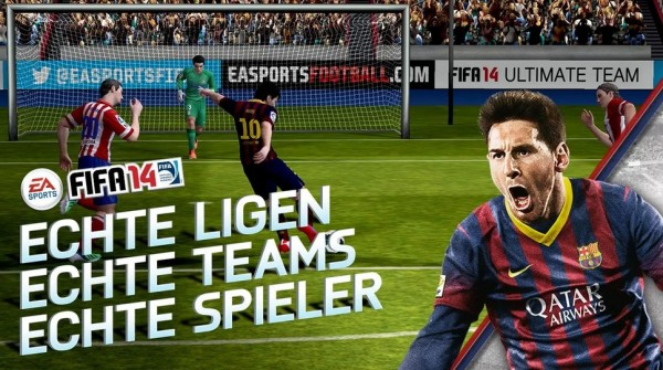 Android Electronic Arts fifa games Spiele