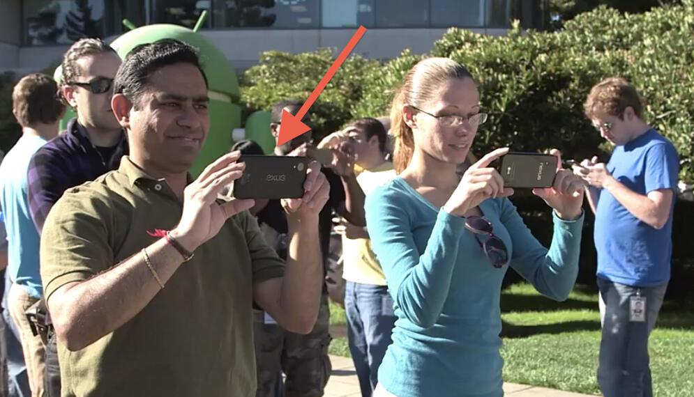 5 Android Google Leak LG nexus