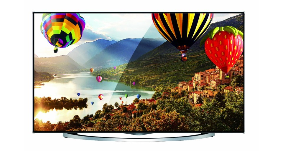 4k HD Hisense IFA2013 TV Ultra HD
