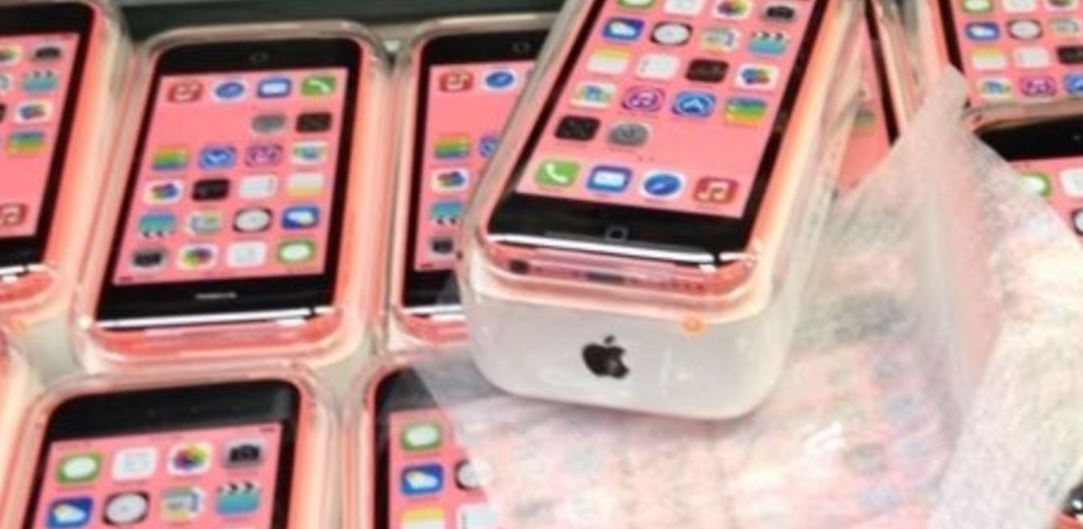 5c Apple iOS iphone