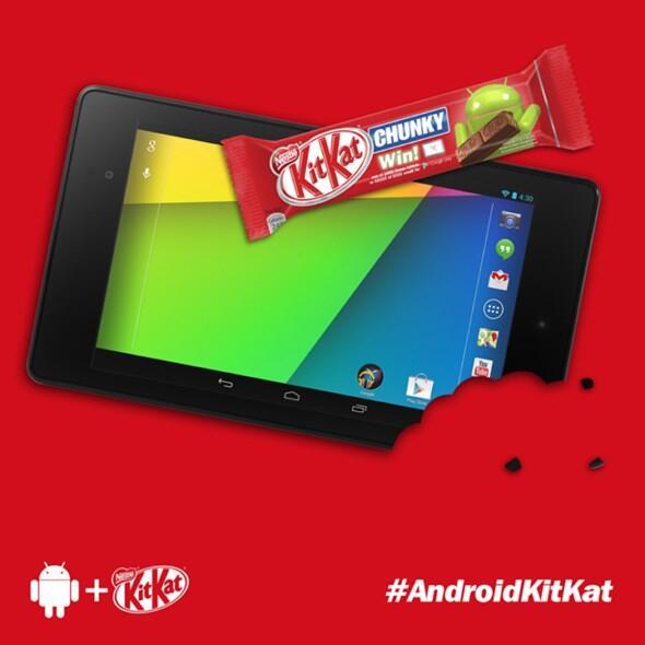 4.4 Android kit kat kitkat