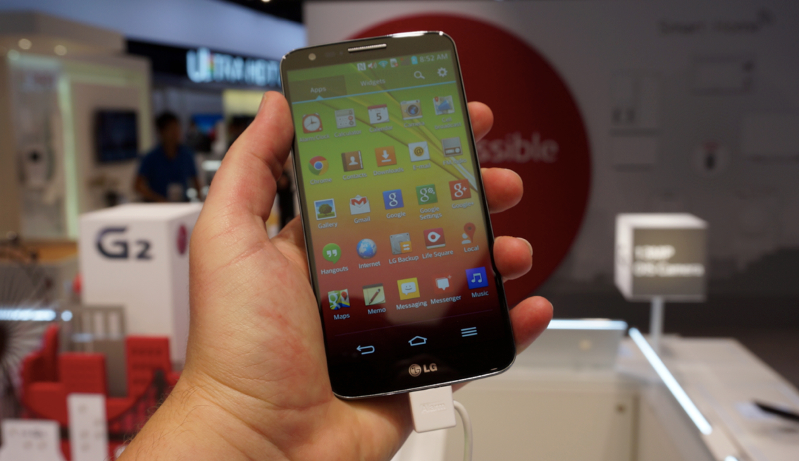 Android CES2014 G2 LG Mini