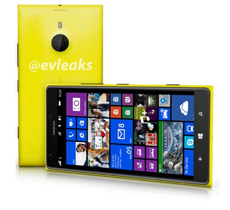 1520 Leak Lumia Nokia