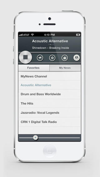 airplay app Apple Bluetooth deal iOS Radio