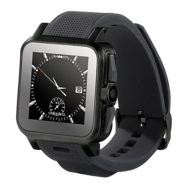 Android AW-414 Pearl Simvalley smartwatch Uhr