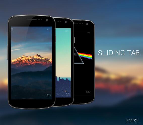 Neue Homescreens für Android und iOS